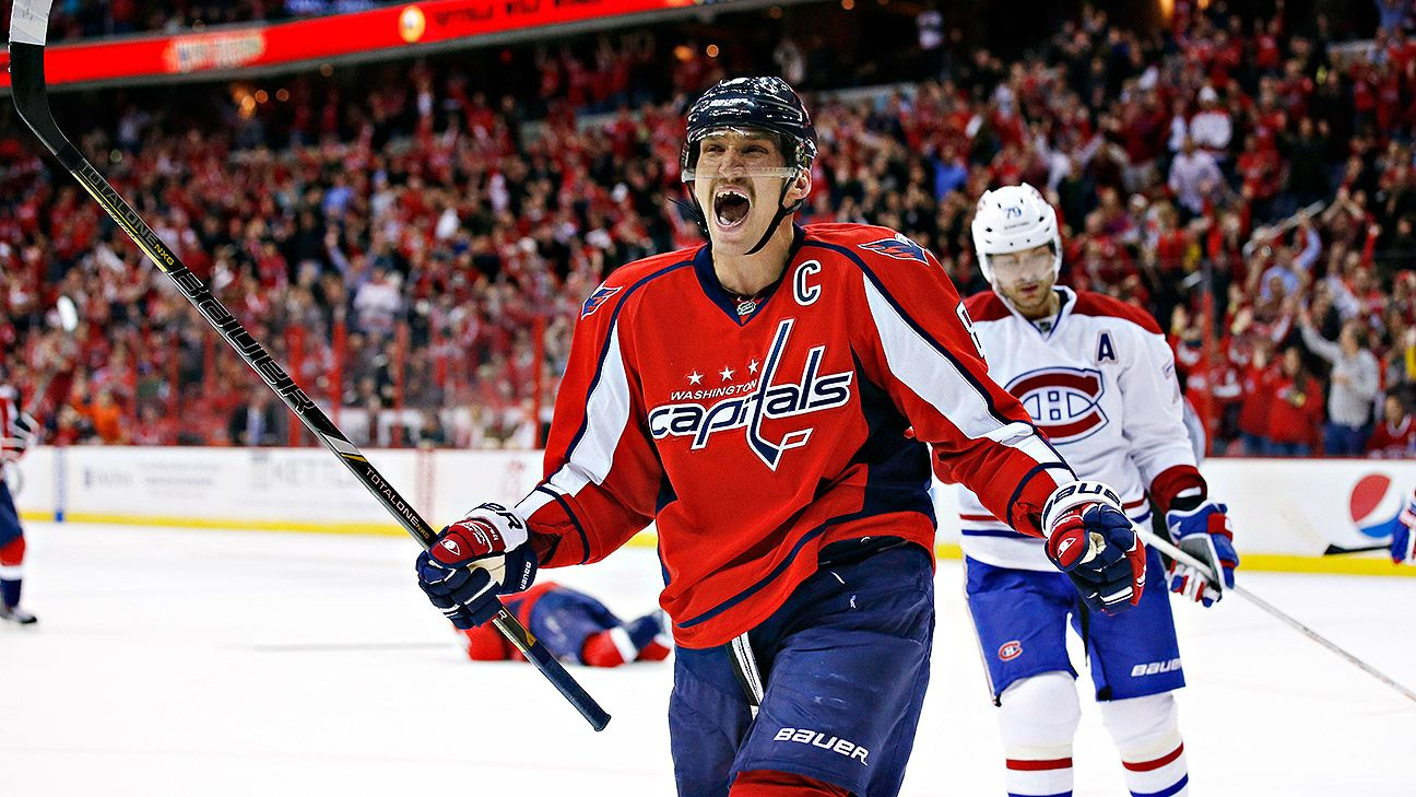 Alex Ovechkin signs five-year, $47.5 million deal to return to Washington Capitals