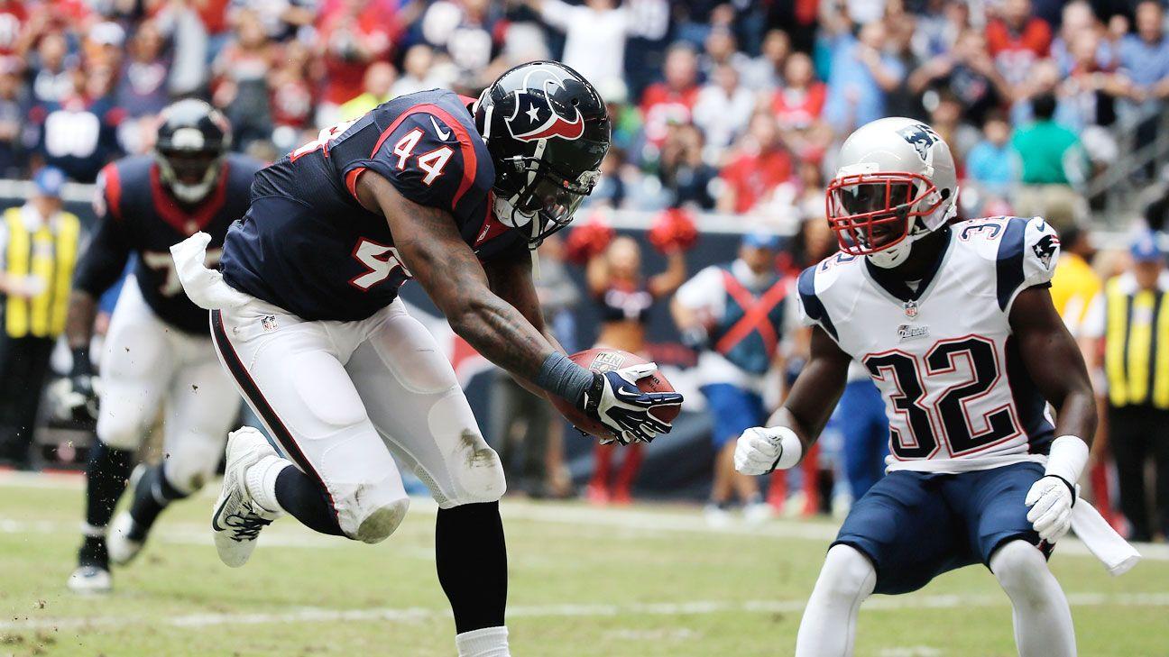Texans DE Smith 'very suspicious' of Patriots