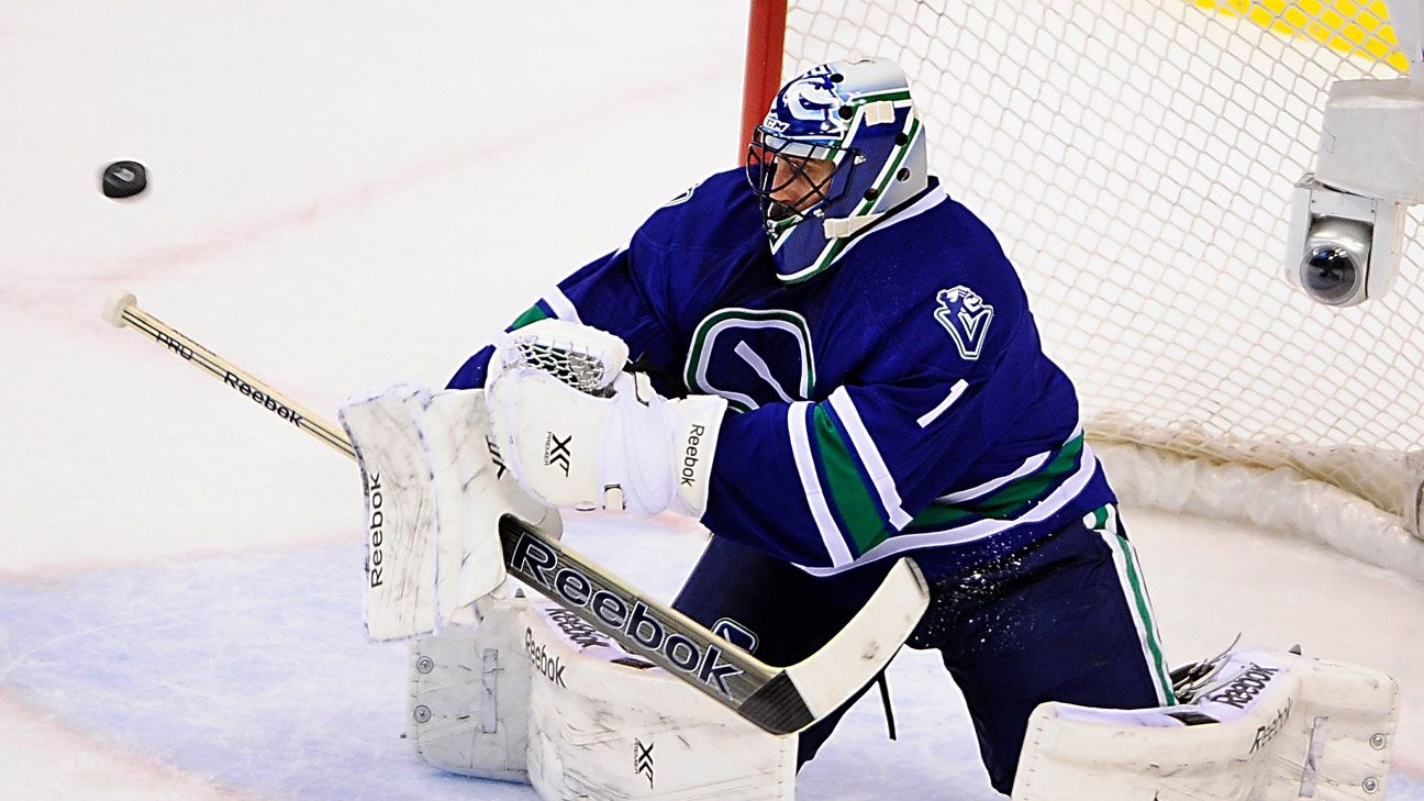 Roberto Luongo traded to Florida Panthers from Vancouver ...