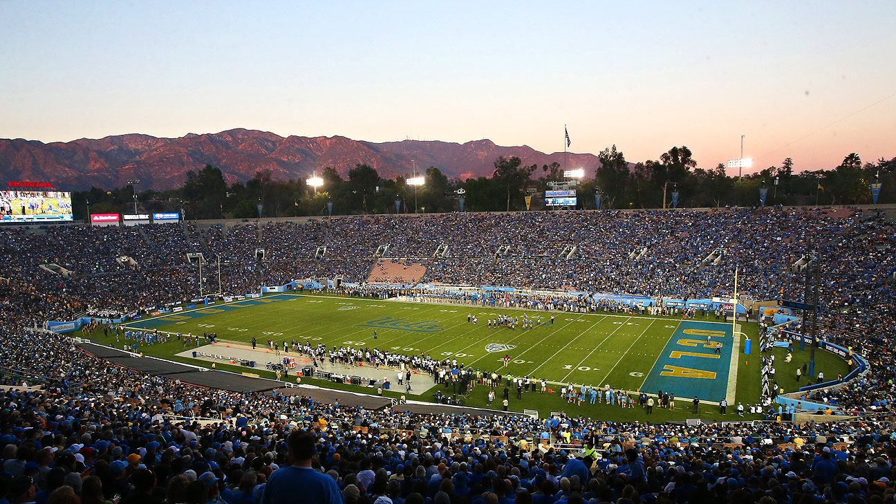 UCLA is being sued by three former football players for alleged negligence in the handling of injuries while they played for the Bruins under coach Jim Mora.