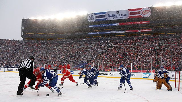 Report: NHL won't get record for fans
