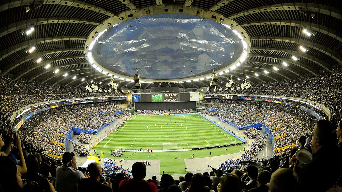 Montreal Impact sell out 61,004 seats at Olympic Stadium for playoff game