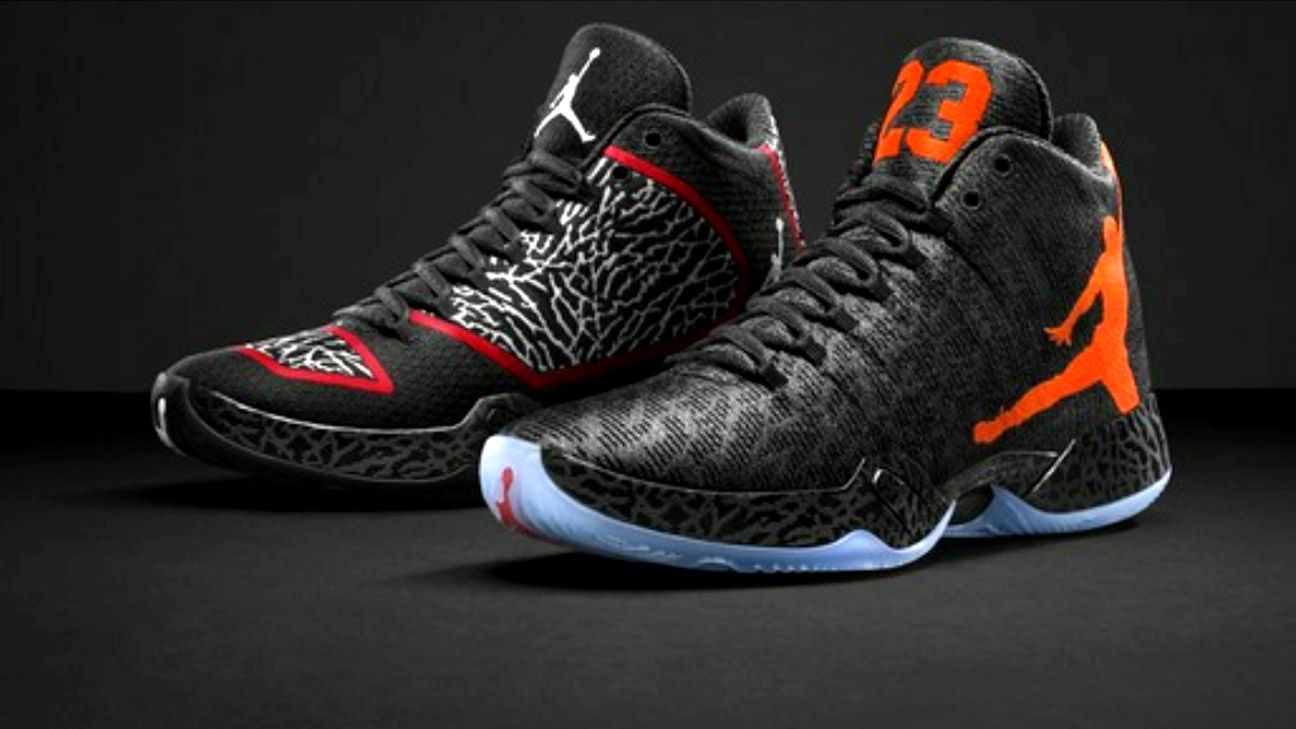 Michael jordan unveils his latest shoe the air jordan xx9 - Photos of all jordan shoes ...
