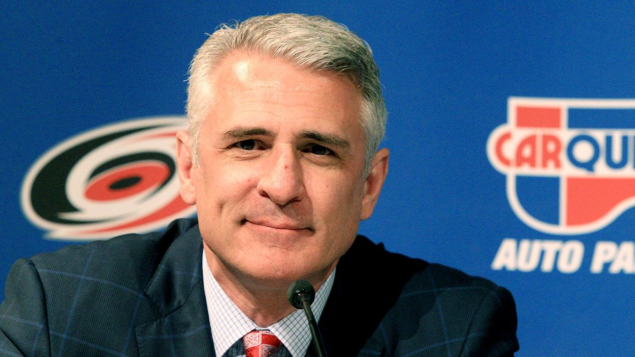 Source: Ron Francis to be named Seattle GM