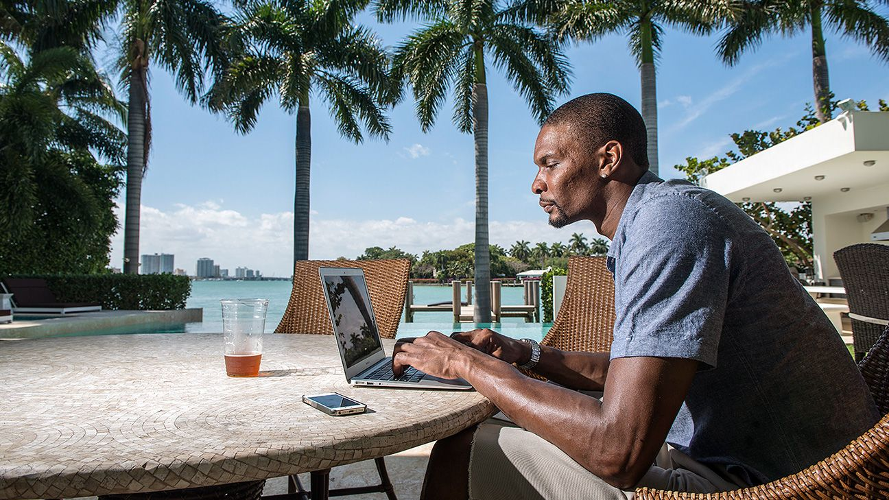 2014 NBA Finals: The Reinvention of Chris Bosh