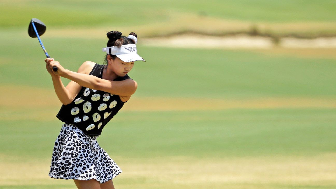 Lucy Li keeps amateur status after warning from USGA