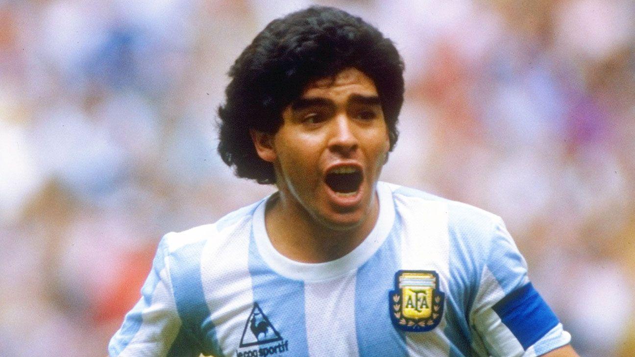Diego Maradona Nearly Signed For Tottenham Hotspur Teddy Sheringham