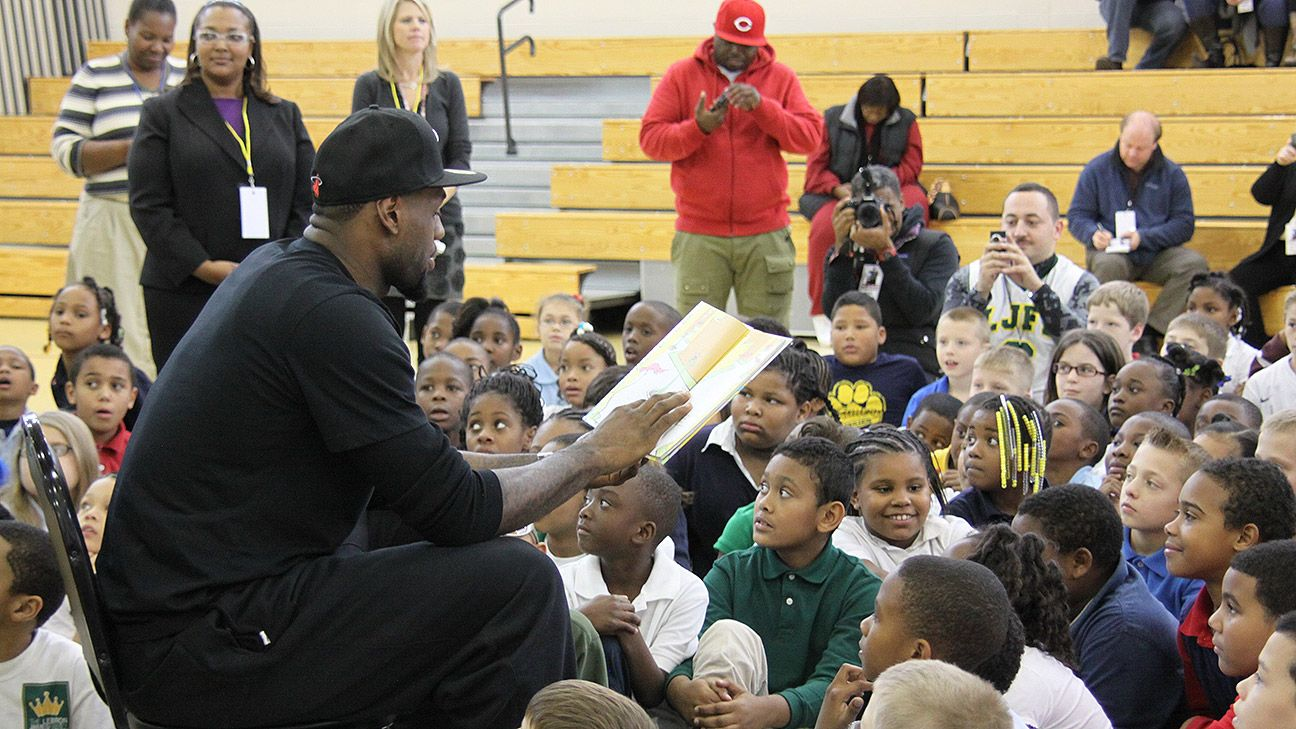 Lebron James To Open Public School For At Risk Kids