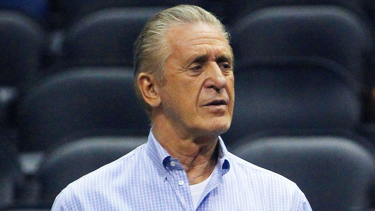 how tall is pat riley