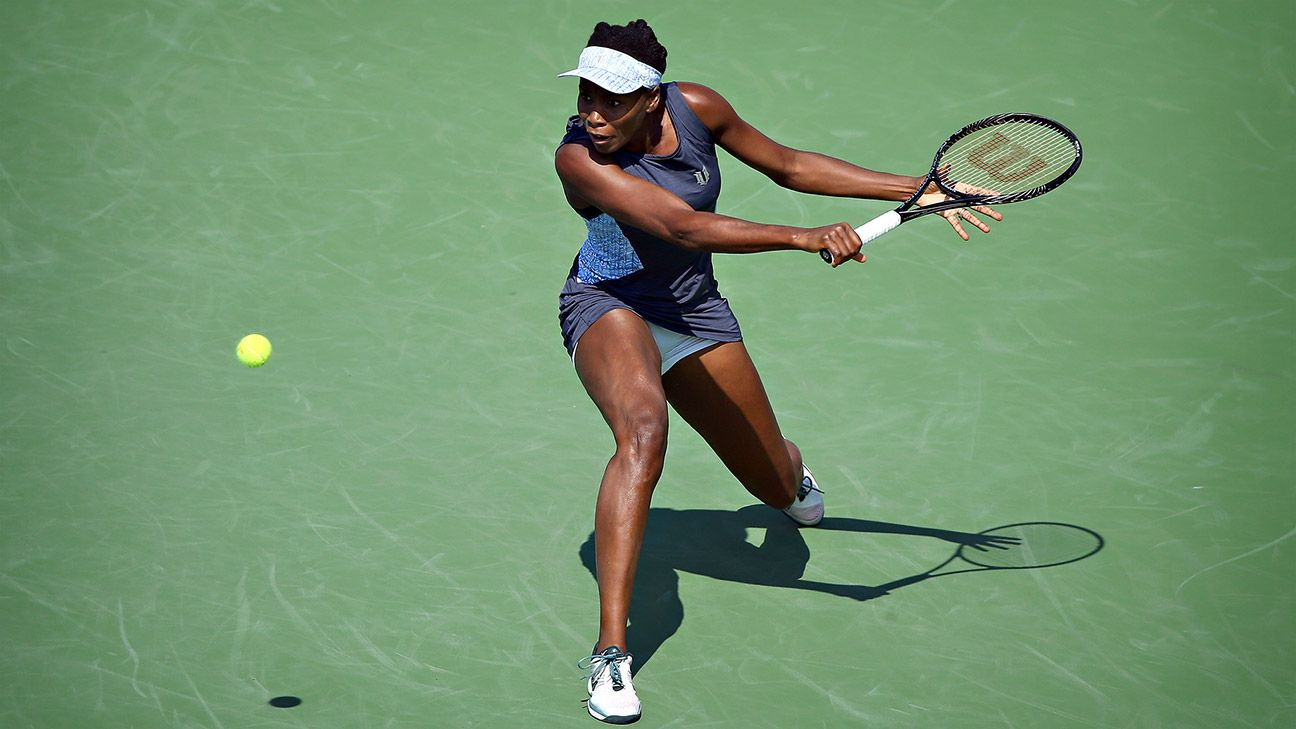Venus keys Fed Cup win; U.S. to face Australia