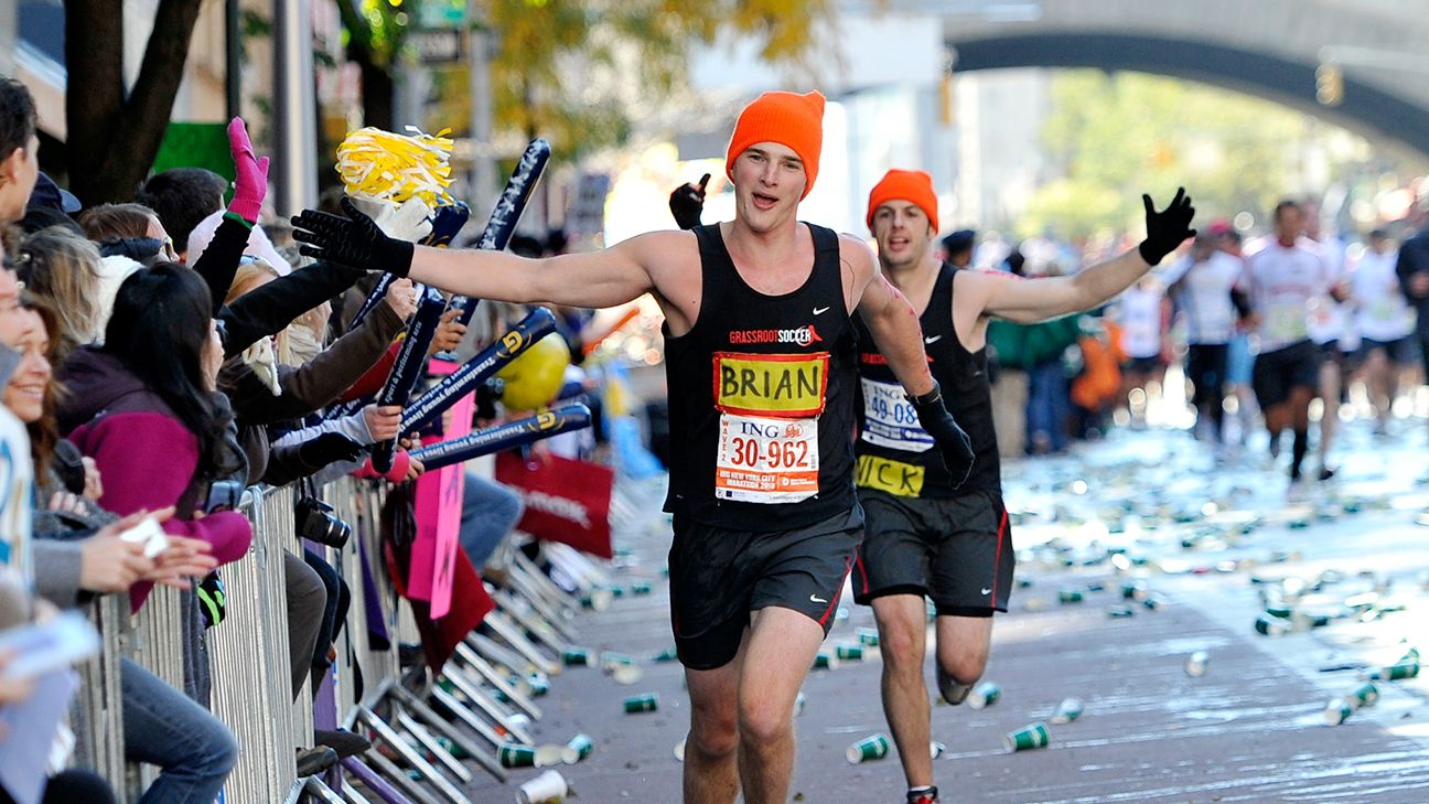 Crunching The Nyc Marathon Numbers Toughest Miles Boroughs And Bridges Espn New York Blog Espn
