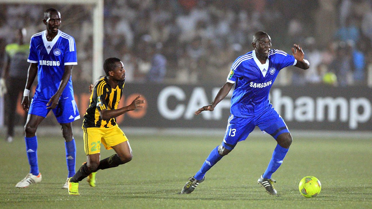 Al Hilal Al Merreikh Disqualified From Champions League