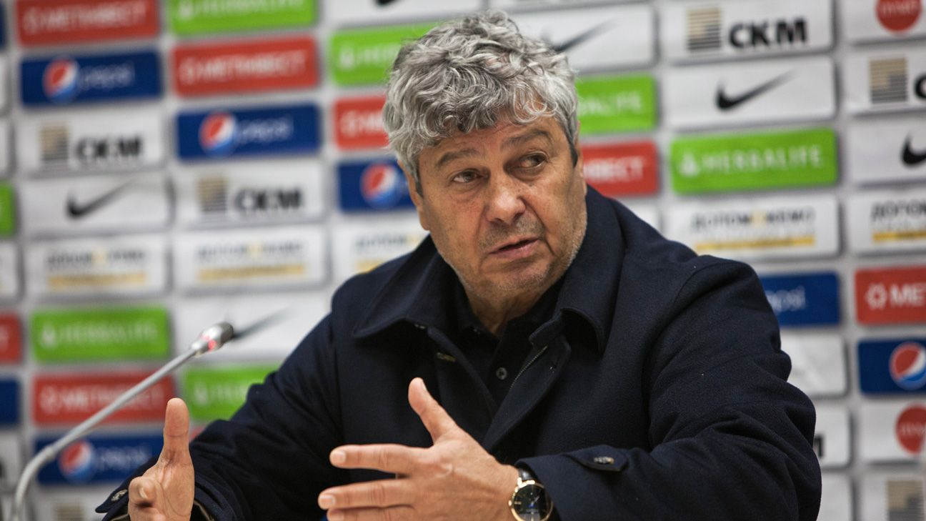 cd2beb1c5 Zenit St Petersburg sack Mircea Lucescu after second straight Champions  League failure