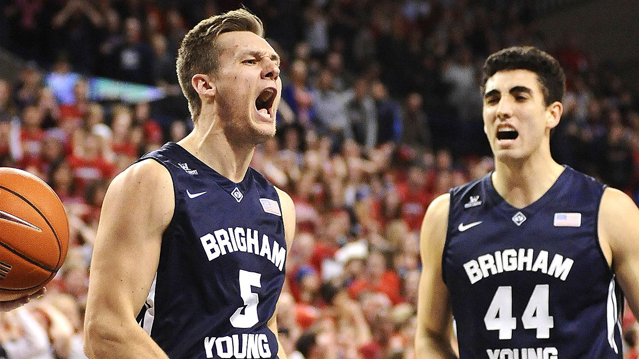 Looking ahead: BYU Cougars - Men's College Basketball Blog ...