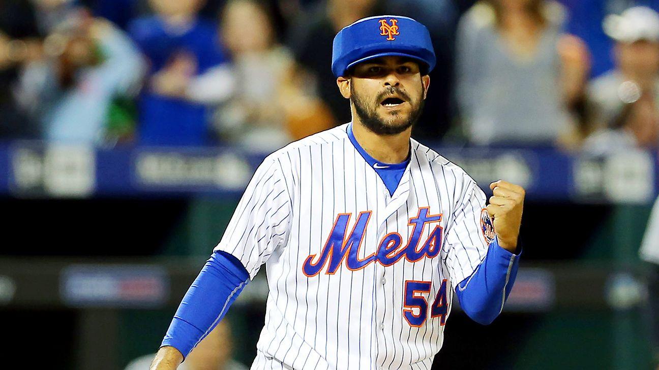 Uni Watch - History of headgear in MLB Alex Torres