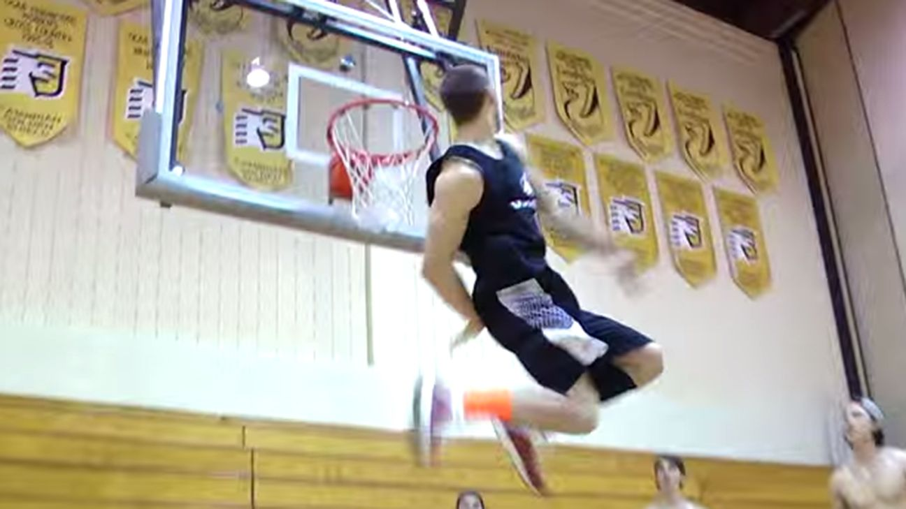 Jordan Kilganon Debuts Incredible Lost And Found Dunk Which Might