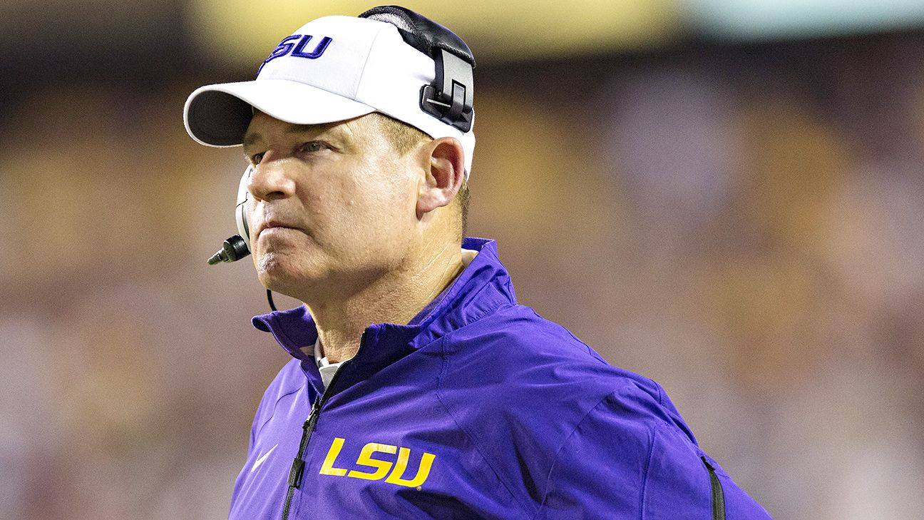 Investigation into LSU football reveals firing recommended for coach Les Miles in 2013