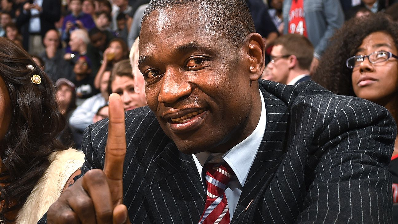 U.S. turns to Mutombo to spread Ebola message