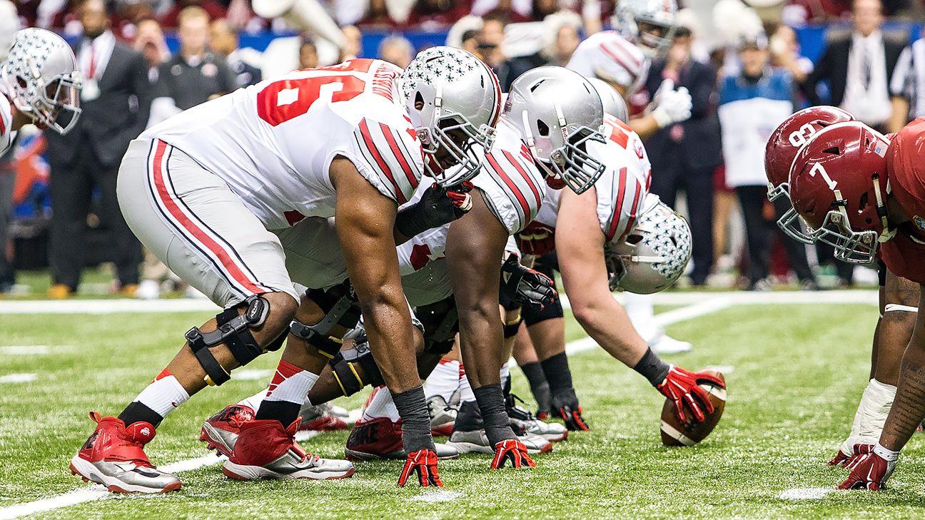 Big Ten position outlook: Offensive line - Big Ten Blog- ESPN