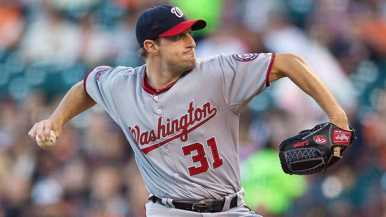 Nationals' Max Scherzer to face Astros' Gerrit Cole in World Series Game 1