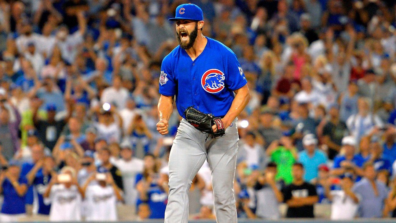 f8f4d7dee Chicago Cubs and Jake Arrieta on a dominant run - Stats   Info- ESPN