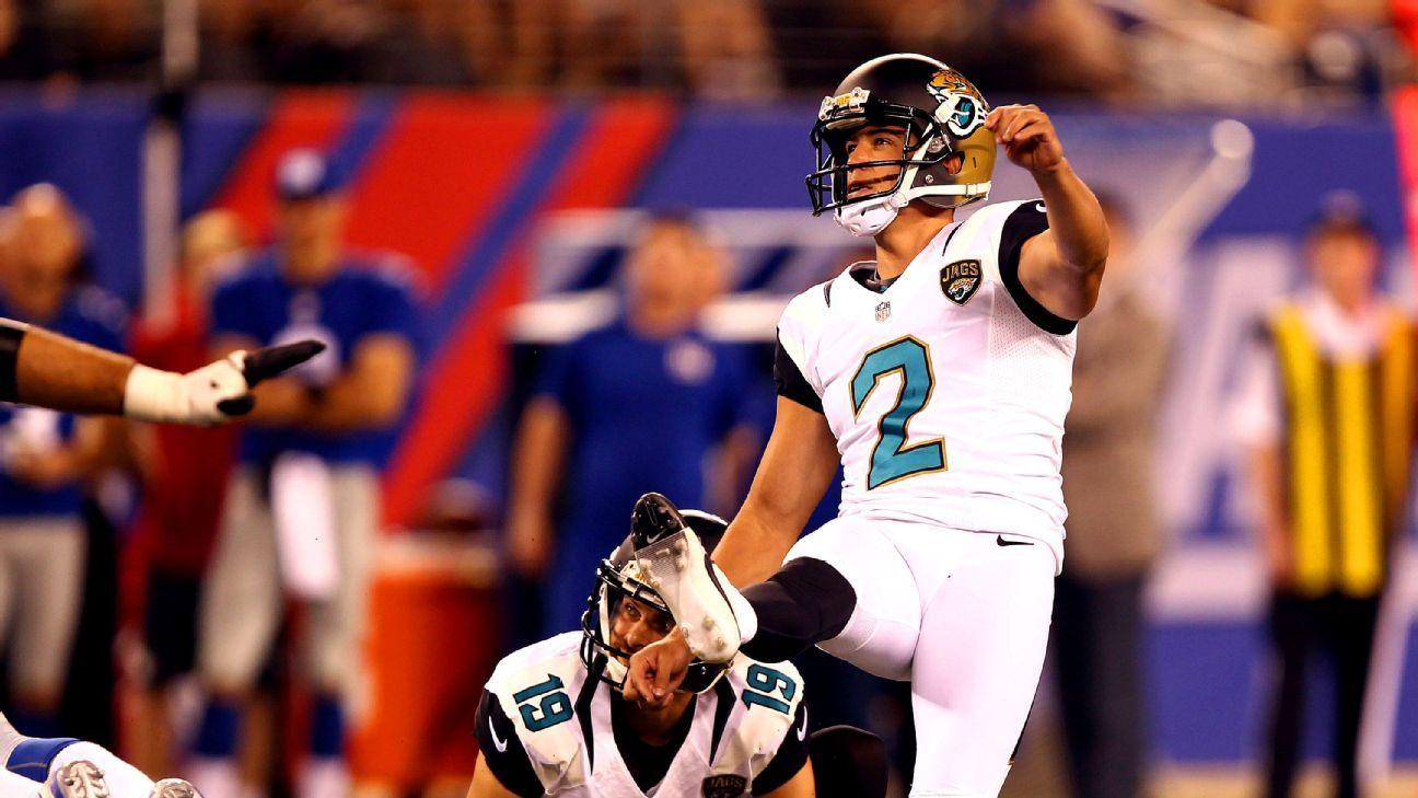 b986f0a16 Jacksonville Jaguars GM  Team didn t want to risk losing Jason Myers -  Jacksonville Jaguars Blog- ESPN