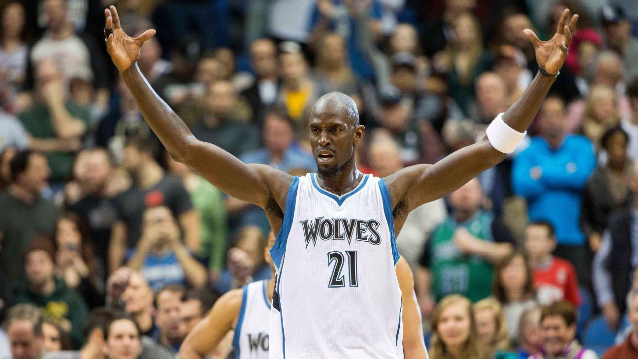 Kevin Garnett returns to help Minnesota Timberwolves with Flip Saunders away 45ae29b6a