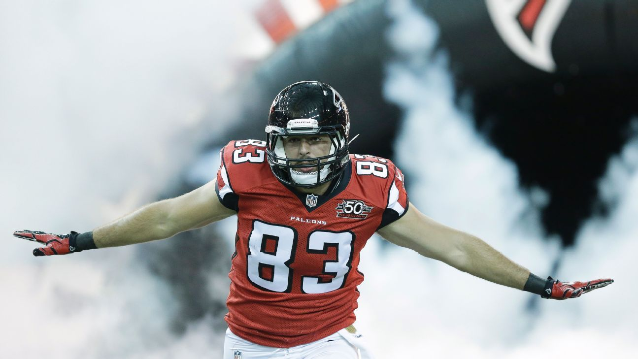 Atlanta Falcons tight end Jacob Tamme loves to be hated - Atlanta Falcons  Blog- ESPN a06ec61cd
