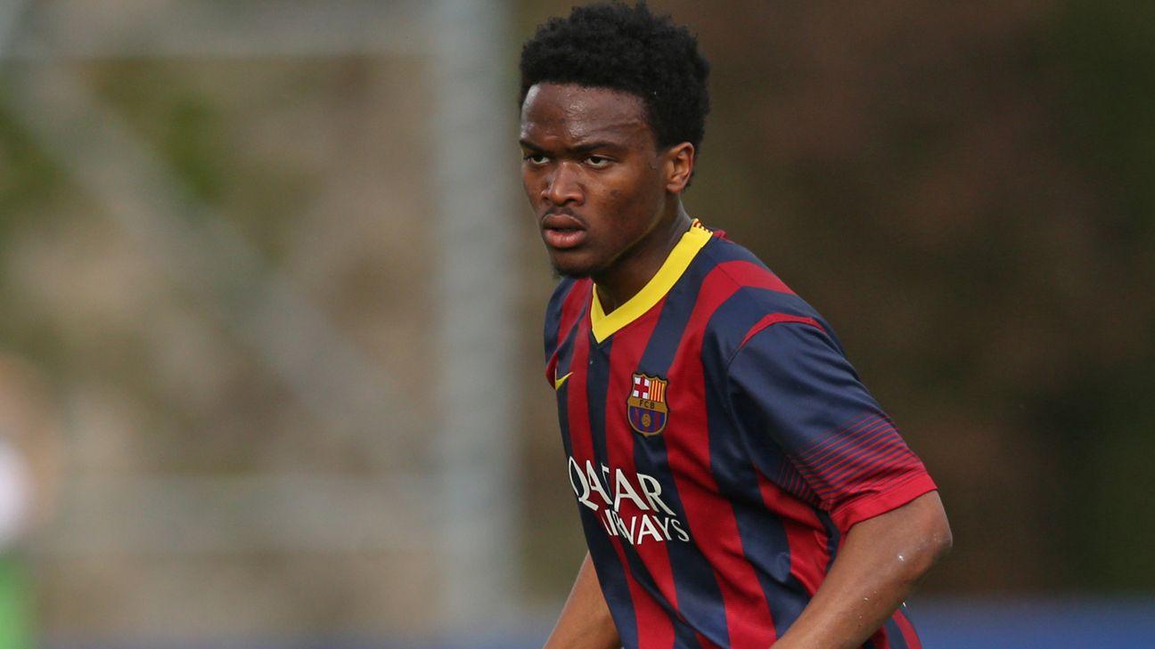 Football : Le Top 14 des africains qui ont porté le maillot du FC Barcelone