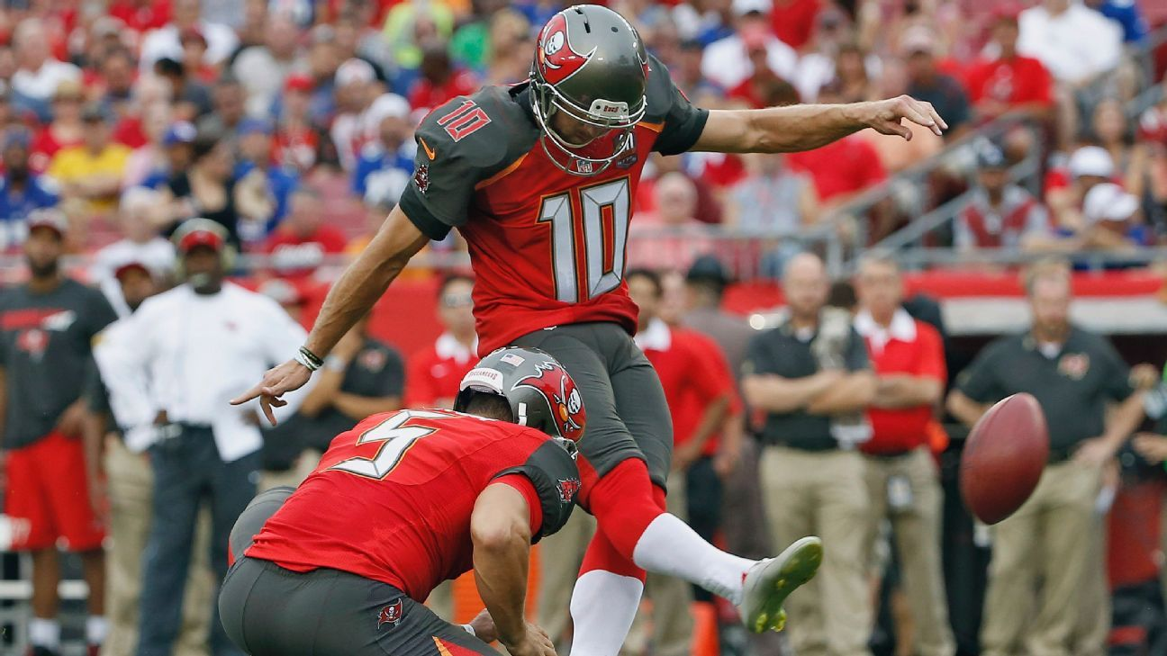 New Bears kicker Connor Barth  Not here to fill Robbie Gould s shoes - NFL  Nation- ESPN 4e8401271