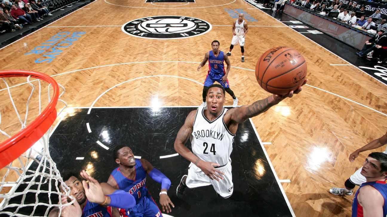 Image result for rondae hollis-jefferson nets