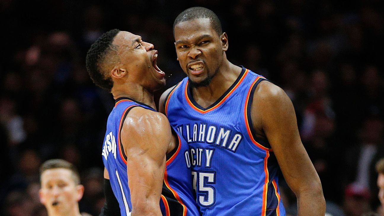 94340f2acecf NBA  Would Kevin Durant and Golden State Warriors be a bad fit
