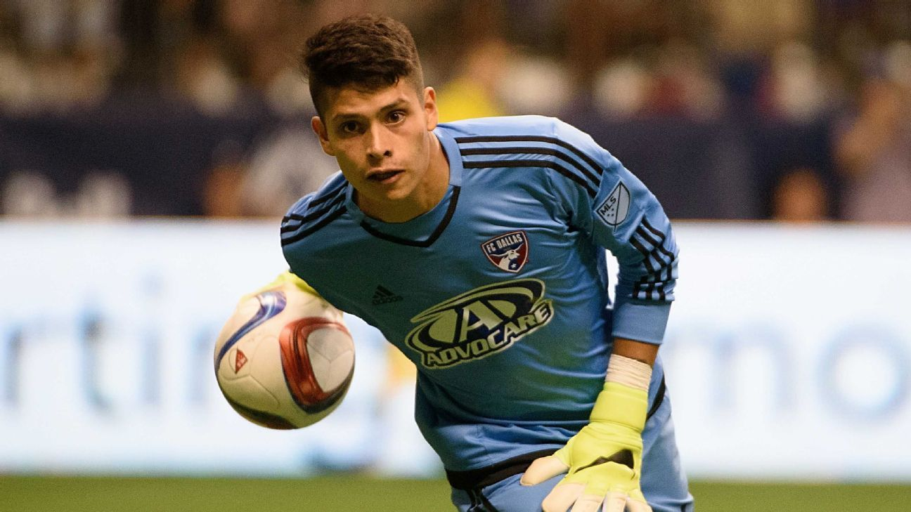 FC Dallas signs goalkeeper Jesse Gonzalez to multi-year extension - sources 612e78c31