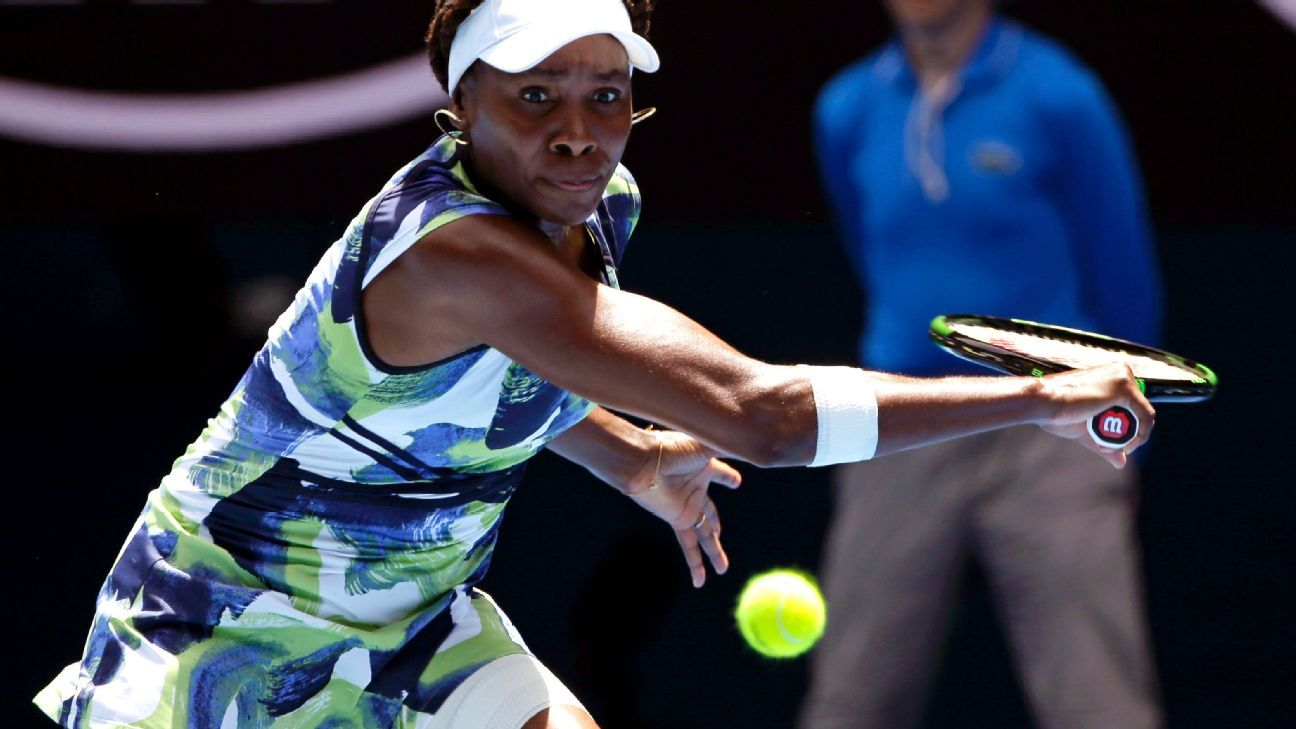 Venus, Stephens propel U.S. to 2-0 Fed Cup lead