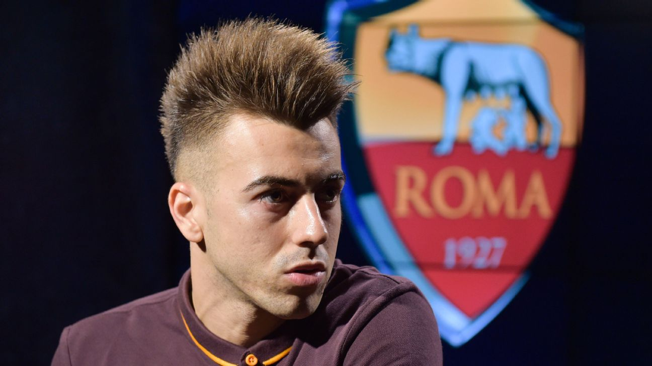 Stephan El Shaarawy Joins Roma On Loan From Ac Milan