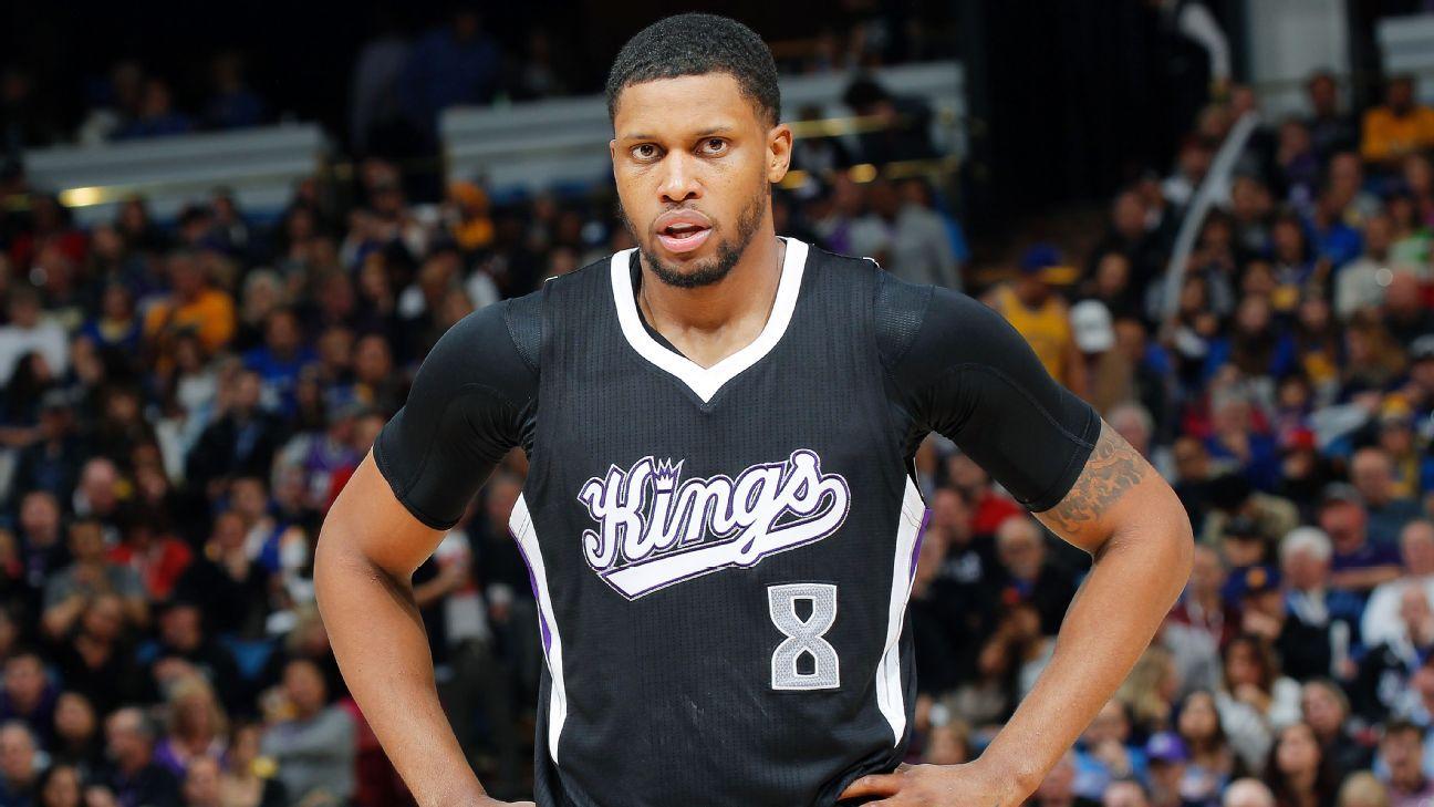 promo code f2818 b6ab6 Sources: Sacramento Kings make Rudy Gay available via trade