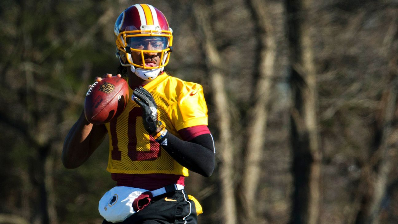 515571f0 Cleveland Browns to sign Robert Griffin III