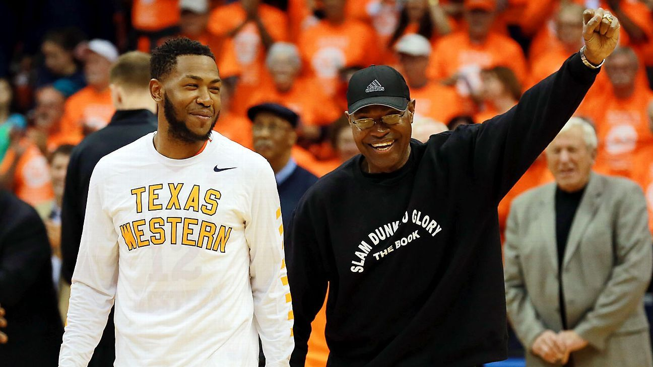 Obama, others celebrate '66 Texas Western team