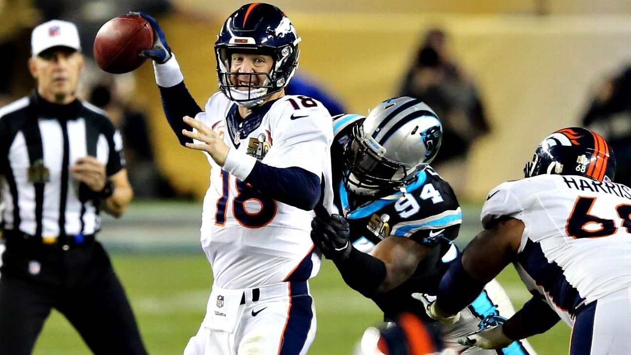 Five reasons the Panthers have a chance to return to the Super Bowl
