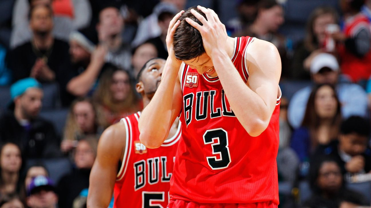 Taj Gibson: Bulls lacking defensive 'hungry dogs' from years past