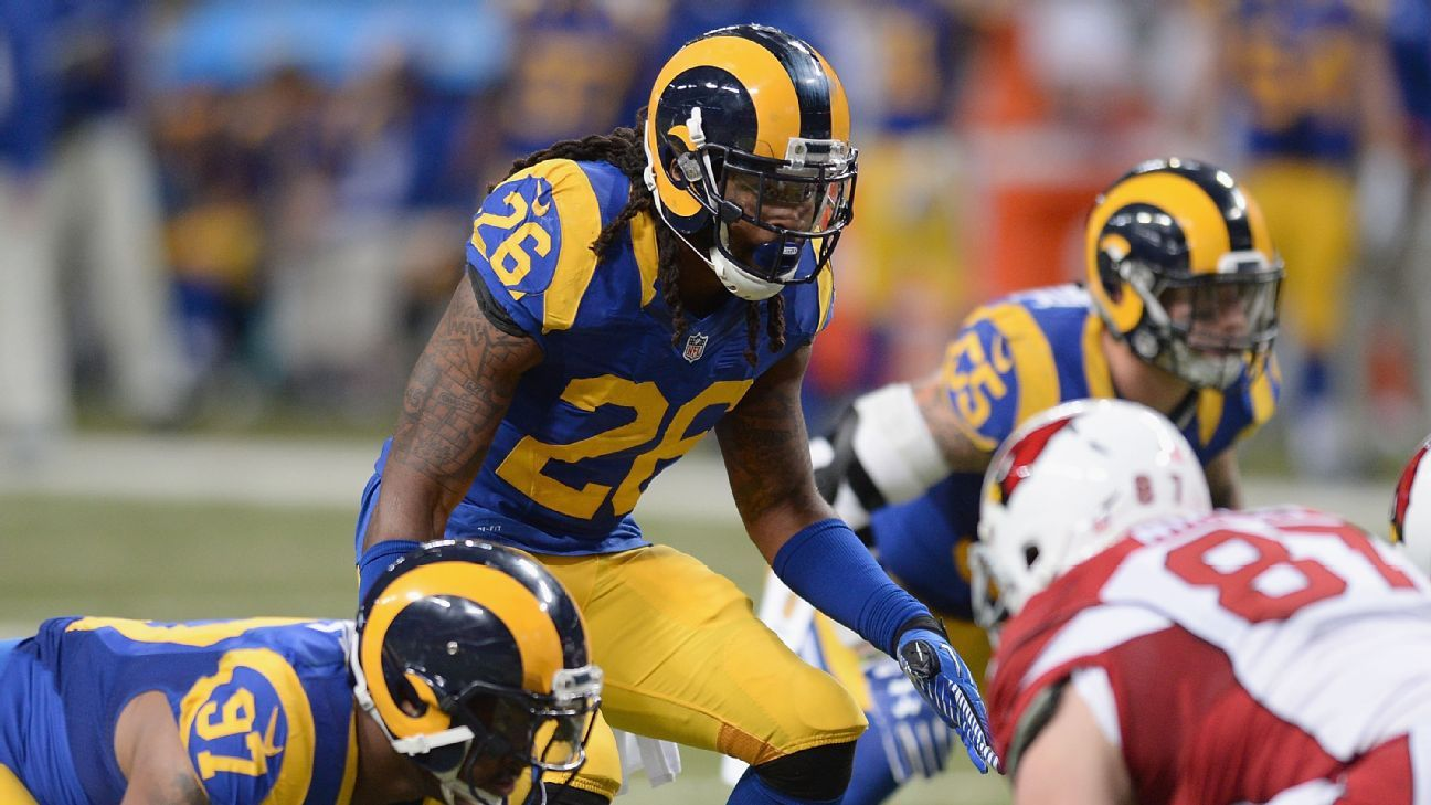 new product 17c4d e97b2 Rams LB Mark Barron was blindsided, disrespected by Bucs ...
