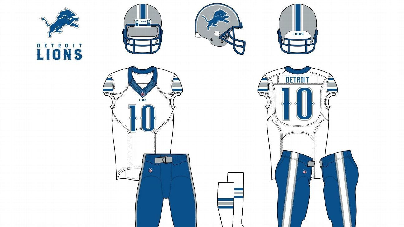 a8328aebde8 Uni Watch contest results -- How you would redesign the Detroit Lions