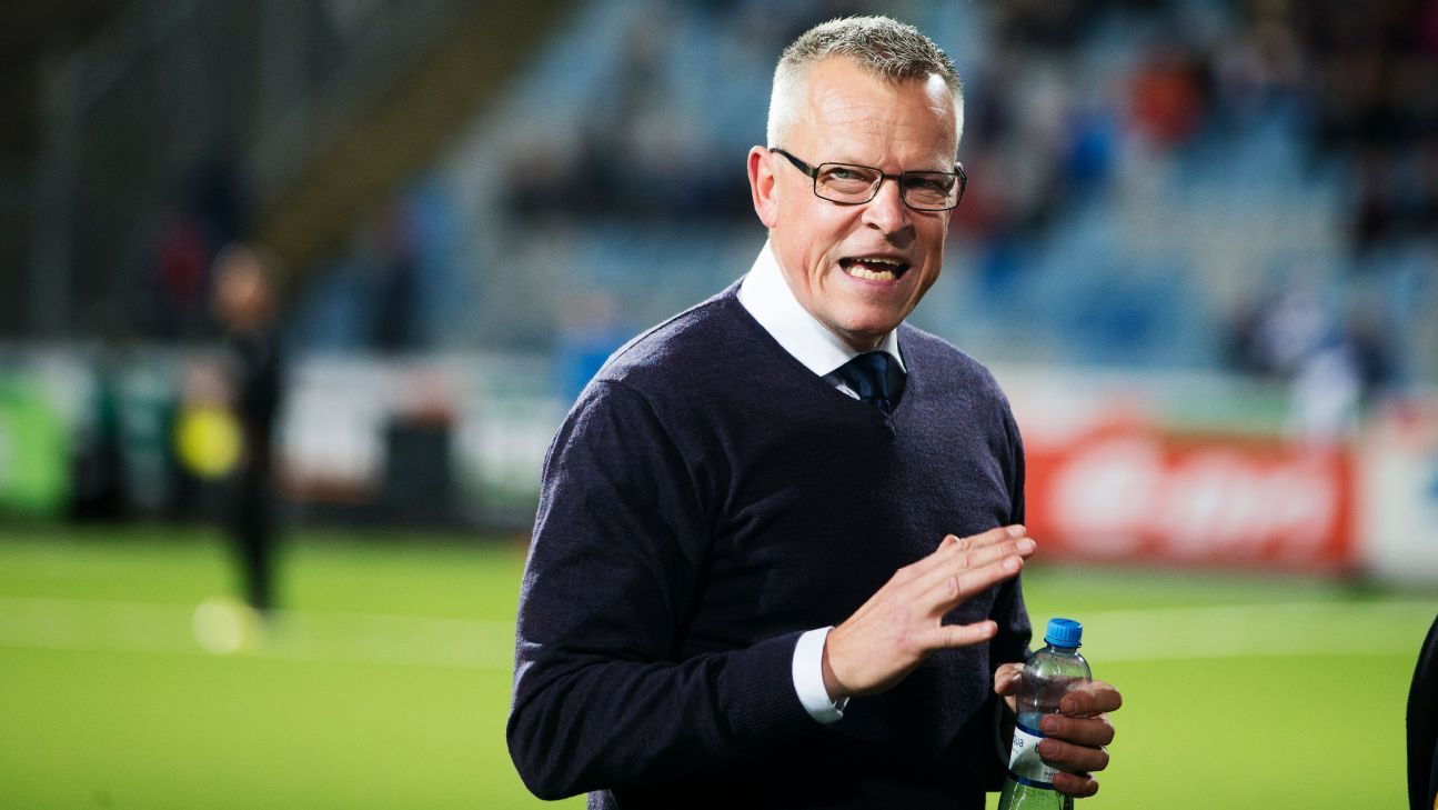 Janne Andersson to coach Sweden after European championship