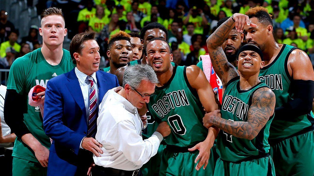 Boston Celtics bracing for life without Avery Bradley