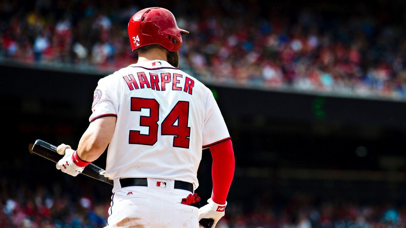 Bryce Harper's mission to make baseball fun again