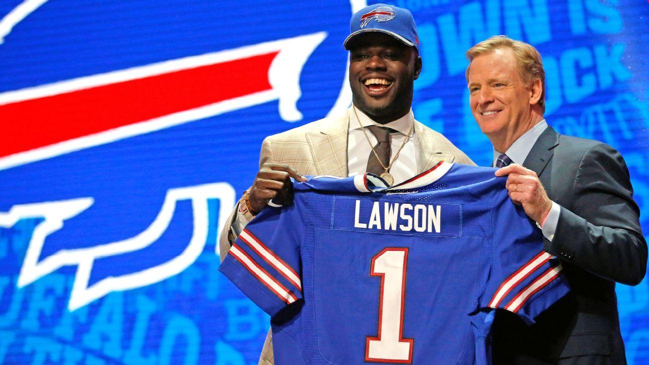 check out f4cd4 a6133 Buffalo Bills get bad news on Shaq Lawson, Sammy Watkins