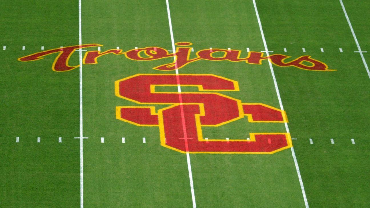 Report: USC bans WR amid possible fraud probe