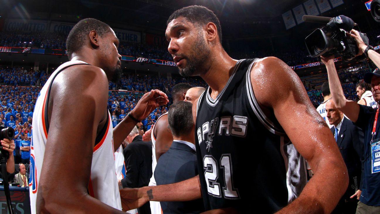 Tim Duncan of San Antonio Spurs announces retirement