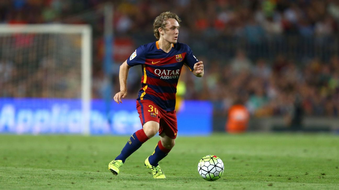 Alen Halilovic signs for Hamburg from Barcelona on four-year deal