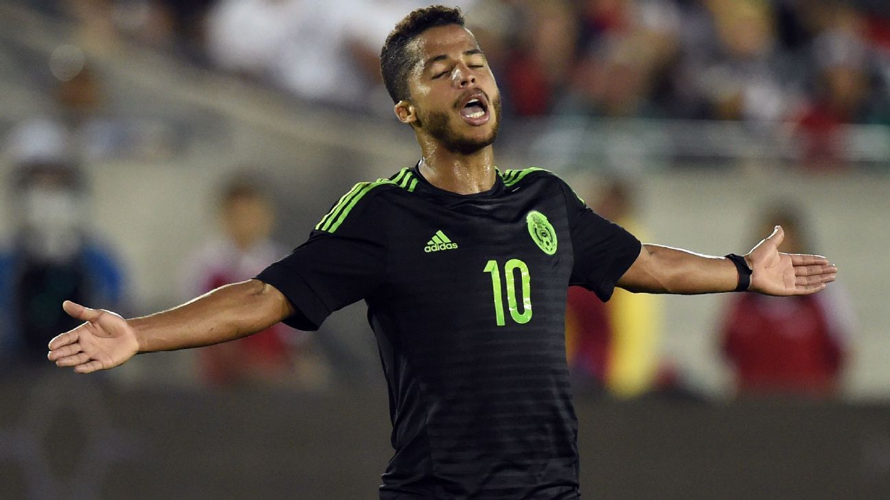 115a4bbaec4 LA Galaxy's Giovani dos Santos says he won't attend Copa America matches